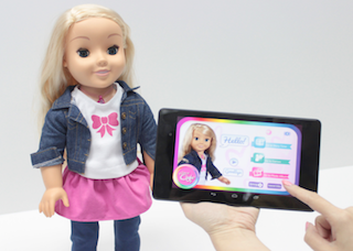 Internet-connected toys pose a privacy risk for kids