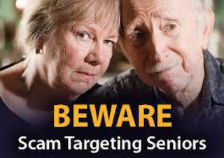 Top Internet scams targeting seniors and how to avoid them