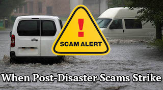 Don't get duped; Beware popular post-disaster contractor scams