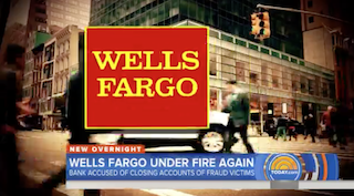 Wells Fargo under fire again for its treatment of customers