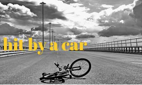 Hit by car riding a bike? Fight back!