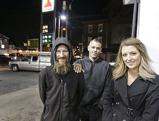 Couple, homeless man concocted good deed to elicit donations