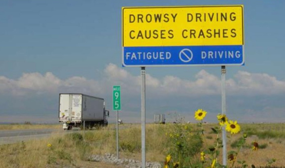 The causes of drowsy driving