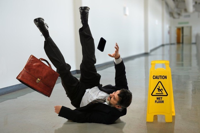 SLIP AND FALL CLAIMS